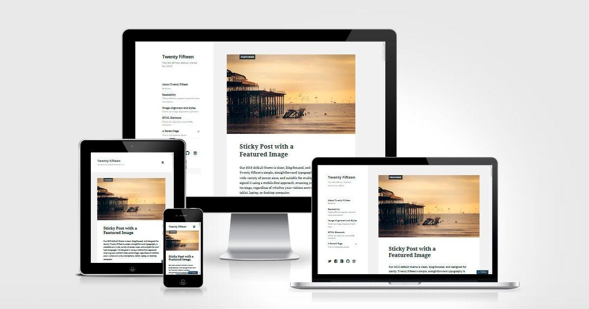 30 kostenlose WordPress-Themes für Responsive Design   ❤ t3n
