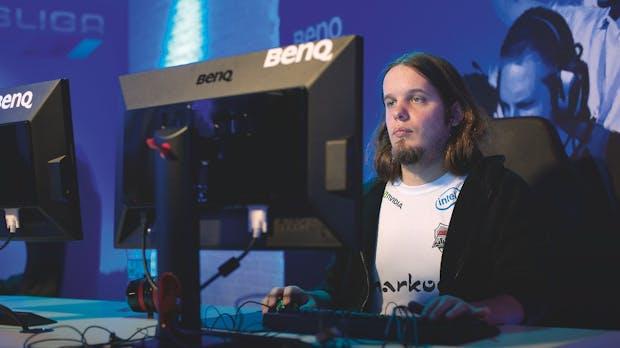 8.000 Spielzüge in 26 Minuten: Der beste Starcraft-Spieler Deutschlands