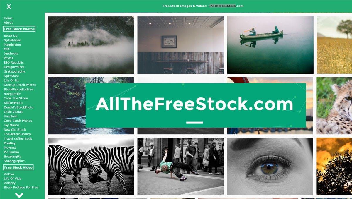 AllTheFreeStock: Stockfotos kostenlos und lizenzfrei