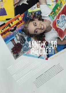 Anne Kjær Riechert. (Bild: The Hundert)