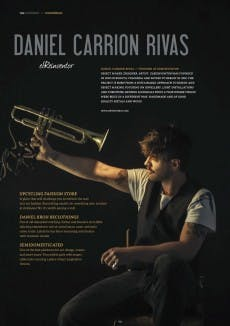 Daniel Carrion Rivas. (Bild: The Hundert)