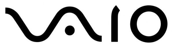 Analog und digital: Das VAIO-Logo. (Logo: VAIO)