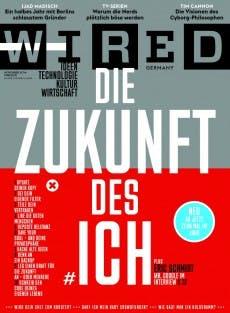 Erstausgabe WIRED Deutschland. (Bild: Wired)