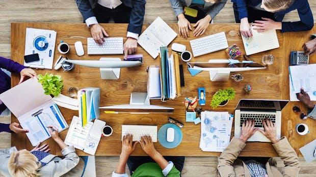 Das Dashboard für Teamleiter und Manager: Mit Workboard arbeitet deine Mannschaft effizienter