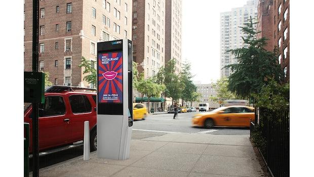 Kostenloses WLAN für New York. (Foto: CityBridge)