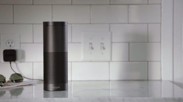 Künstliche Intelligenz: Warum die schlaue, sprechende Echo-Box Amazons nächster großer Coup werden könnte