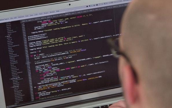"""Der Beruf """"Data Scientist"""" als heißester Job im Silicon Valley – und möglicherweise in der gesamten IT-Welt. (Screenshot: Udacity/Youtube)"""
