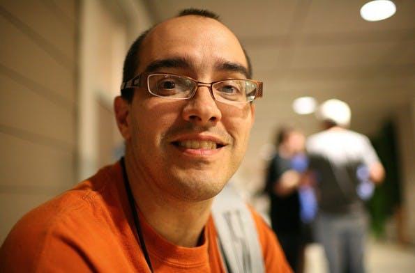 """Die Strippenzieher im Silicon Valley: Dave McClure ist Gründer von 500Startups und gilt als """"Super Angel"""". (Bild: Flickr-Scott Beale / CC-BY-2.0)"""