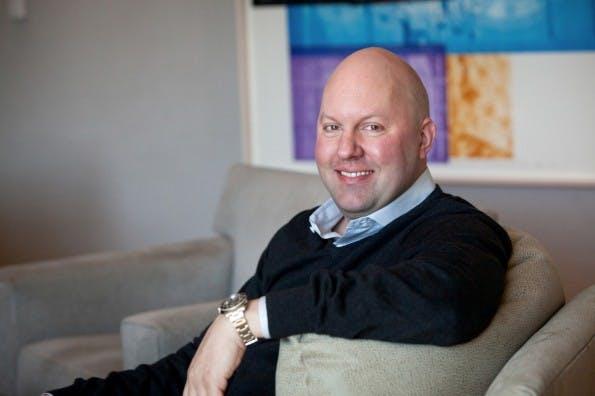 """Die Strippenzieher im Silicon Valley: Marc Andreessen ist das Urgestein der IT-Branche. (Bild: <a href=""""http://a16z.com"""">Andreessen Horowitz</a>)"""