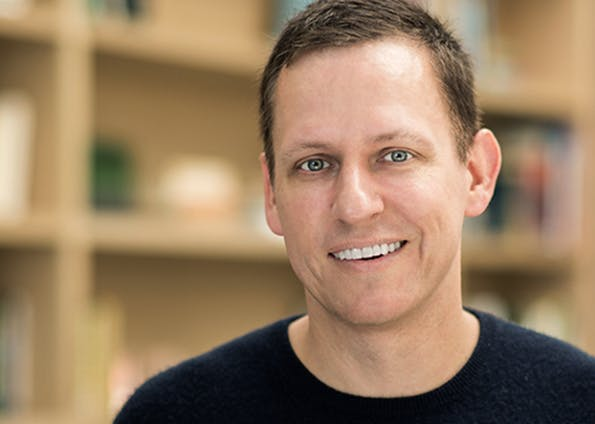 """Die Strippenzieher im Silicon Valley: Peter Thiel gilt als uneingeschränkter Tech-Enthusiast und Kritiker kleinkartierten Denkens. (Bild: <a href=""""www.foundersfund.com"""">Founders Fund</a>)"""