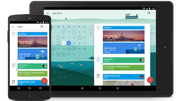Google präsentiert schicke Kalender-App mit neuen Funktionen für Android und iOS