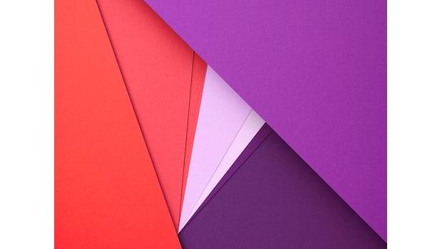 """Wallpaper im Material Design für Fans und Kreative. <a href=""""https://t3n.de/news/wp-content/uploads/2014/11/Material-Wallpaper-1.jpg"""">Zum Download!</a>"""