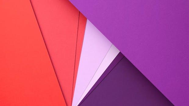 Wallpaper im Material Design für Fans und Kreative. Zum Download!