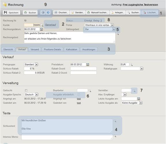 Rechnungsprogramme 13 Anbieter Im überblick T3n Digital Pioneers