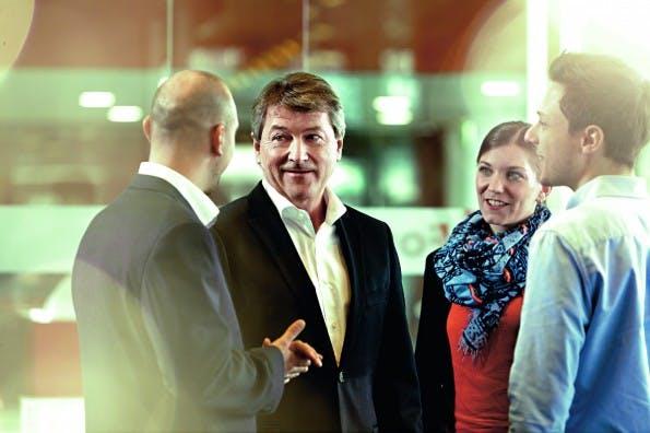 Vorstandschef Hans-Otto Schrader. (Foto: Otto Group)