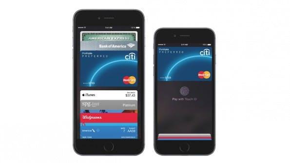 Bringt Apple seinen Payment-Dienst nach Deutschland, könnte es auch hier einen enormen Fortschritt im Bereich Mobile Payment schaffen. (Bild: Apple)