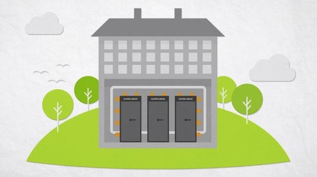 Cloud statt Heizung: Diese Firma will eure Wohnung mit ihren Servern wärmen