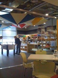 Google-Räumlichkeiten in Toronto. #FLICKR#