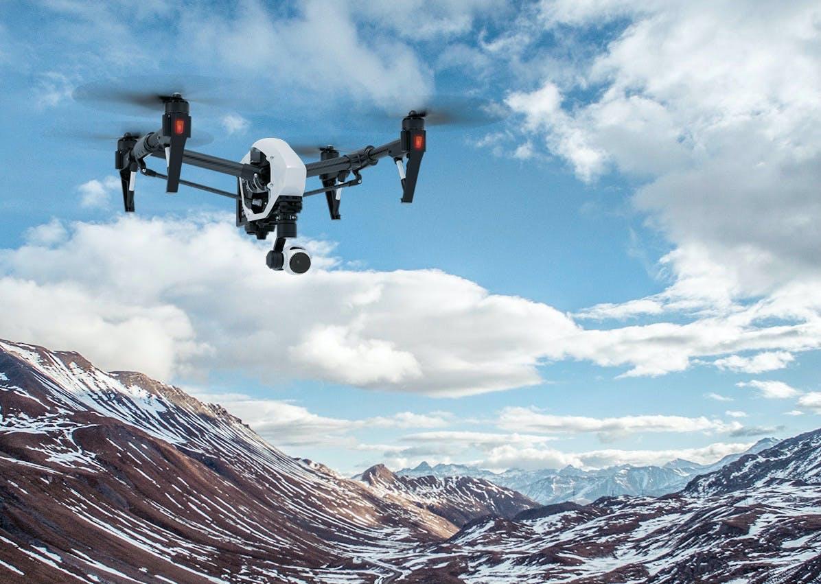 5 neue Flugmodi für DJIs Linux-Drohnen