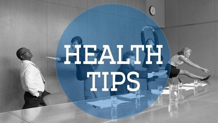 Gesundheit im Büro: Jeder Schritt hält fit [Infografik]