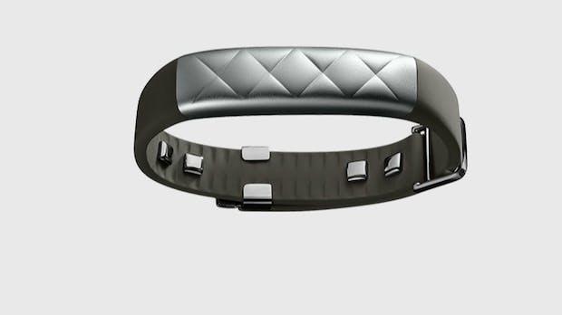 Fitness-Tracker als Geldbörse: Jawbone integriert Mobile Payment in das Up4