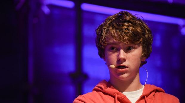 Zu jung zum Gründen? Von wegen! 14-Jähriger kündigt sein drittes Startup an