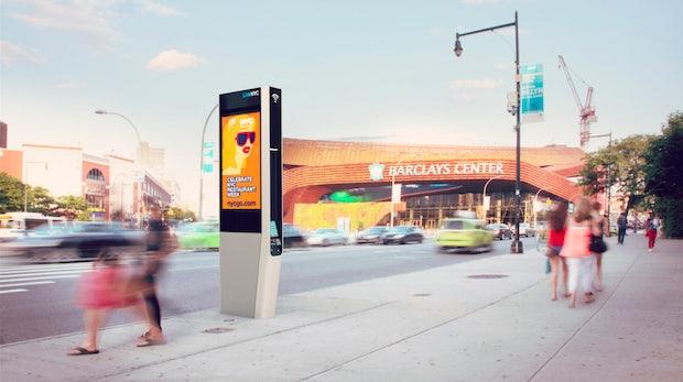 """""""Telefonzelle der Zukunft"""": New York erhält bis Juli 500 kostenlose WLAN-Hotspots [Update]"""