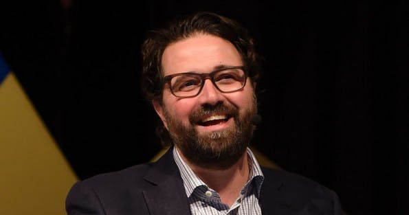 Zendesk-Gründer Mikkel Svane. (Foto: Web Summit)