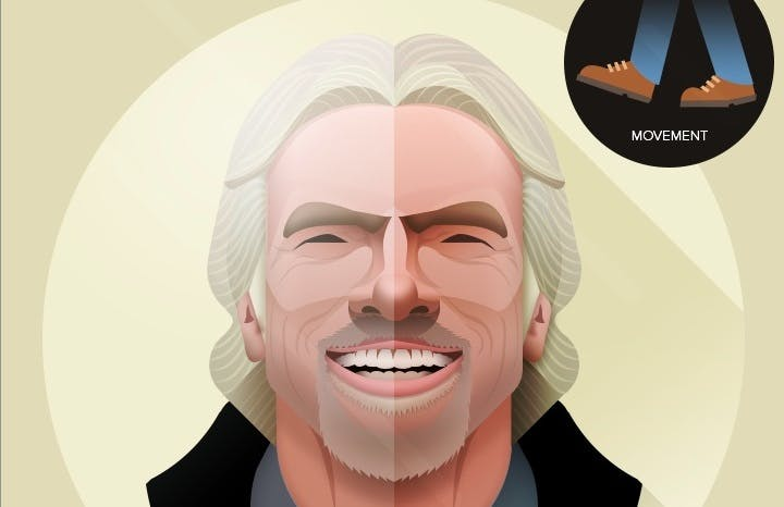 Von Jeff Bezos bis Elon Musk: Ungewöhnliche Gewohnheiten von 7 erfolgreichen Unternehmern [Infografik]