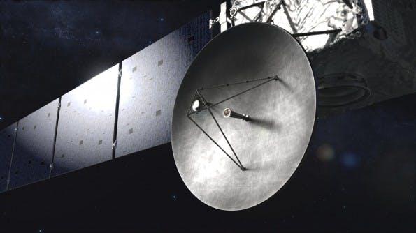 Vielleicht hat die Raumsonde Rosetta dazu beigetragen, dass die European Space Agency nun zu den beliebtesten Arbeitgebern des deutschen IT-Nachwuchses zählt. #FLICKR#