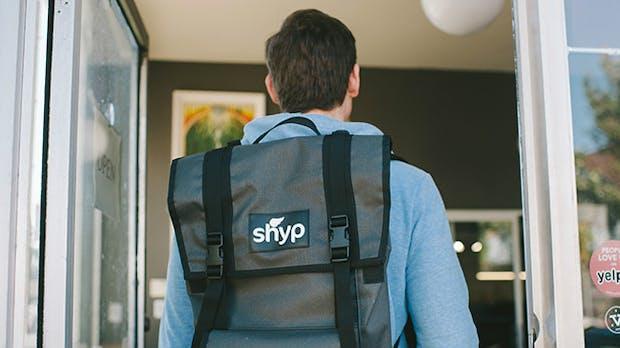 Shyp: Stell dir vor, die Post klingelt und du öffnest der Zukunft