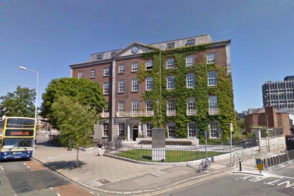 Twitter-Hauptquartier Dublin