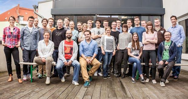 Intern: 3 neue Kollegen bei t3n