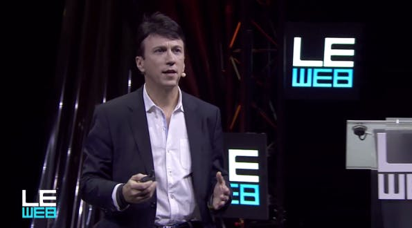 Der Mediziner und Unternehmer Daniel Kraft glaubt, dass sich das Gesundheitssystem in den kommenden fünf Jahren radikal verändern wird. (Foto: LeWeb)