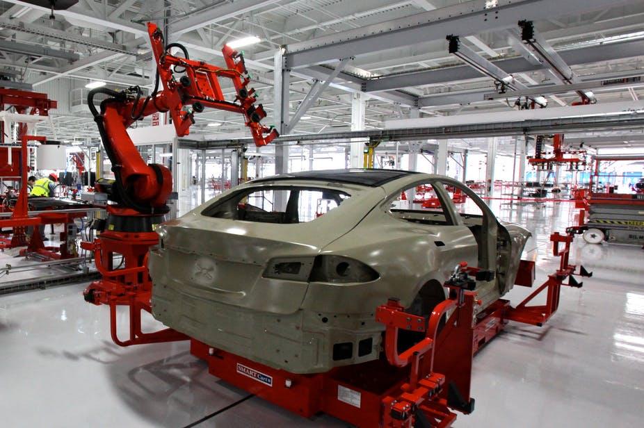 Strom-Alternative: Tesla kündigt Batterie für den Heimbetrieb an