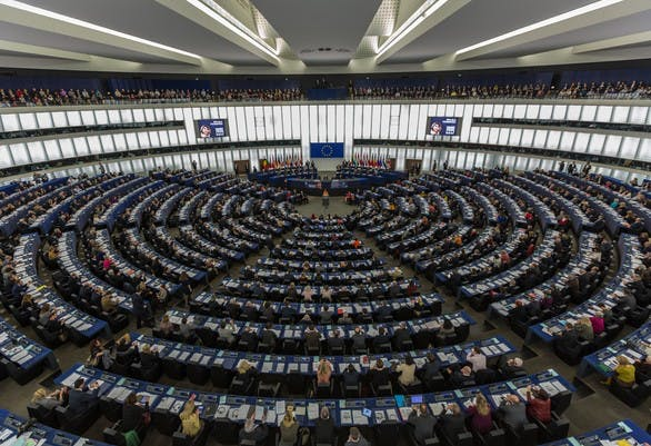 Europäische Datenschutz-Grundverordnung wird ausgearbeitet. (Bild: Wikimedia)