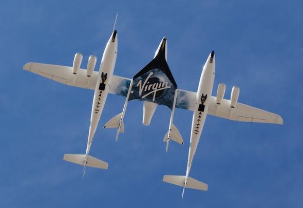 Weltraumtourismus durch Anbeiter wie Virgin Galactic steht kurz vor dem Durchbruch. (Bild: Wikimedia)