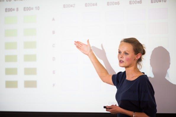 Eine überzeugende Präsentation hinzulegen ist kein Hexenwerk. (Foto: l i g h t p o e t / Shutterstock.com)