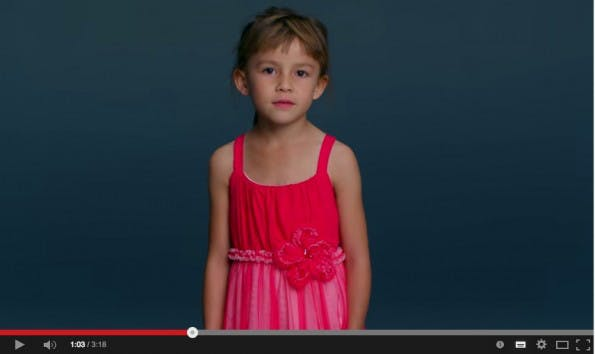 Mit #LikeAGirl landete Always einen YouTube-Hit. (Screenshot: YouTube)