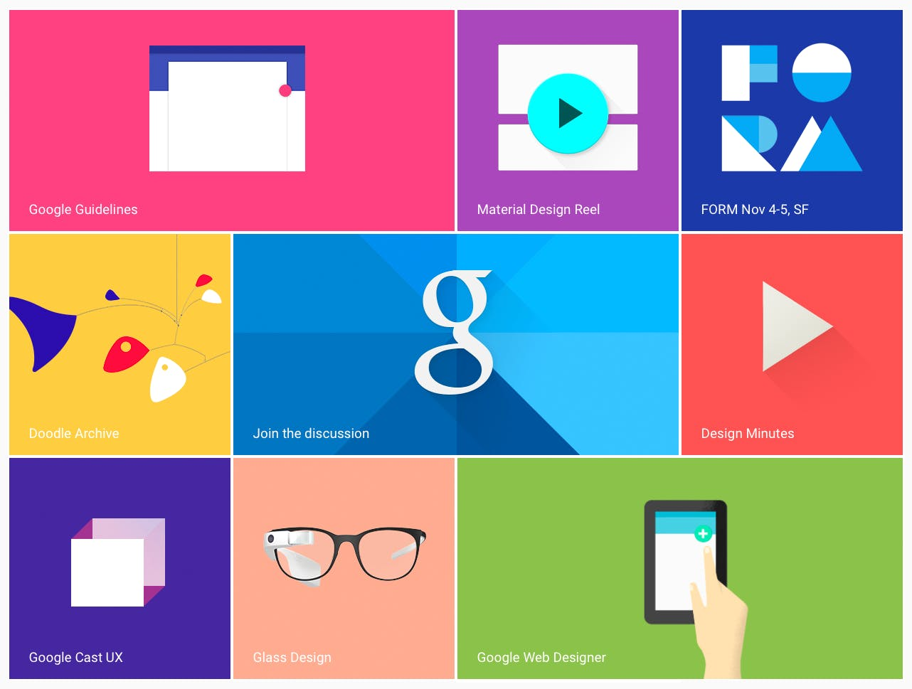 Webdesign 2015: Diese Trends erwarten dich