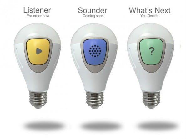BeON steuert das Licht auf Wunsch automatisch und lernt dazu. (Bild: BeON)