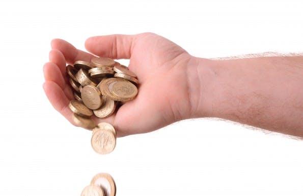 lose money