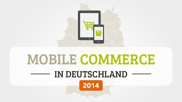 So entwickelt sich Mobile Commerce in Deutschland