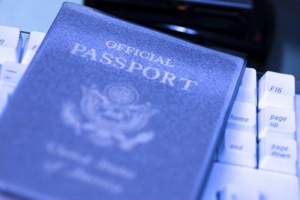 passport digital