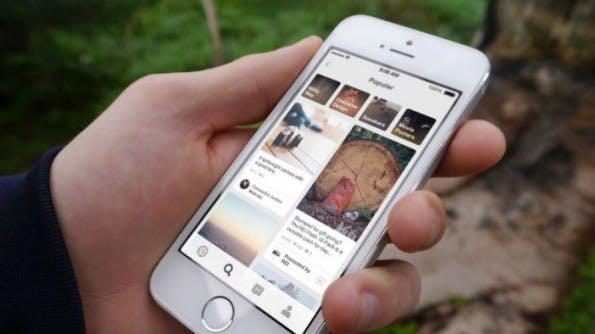 Die Promoted Pins erreichen bei den Nutzern organische Interaktion, zeigen erste Ergebnisse. (Bild: Pinterest)
