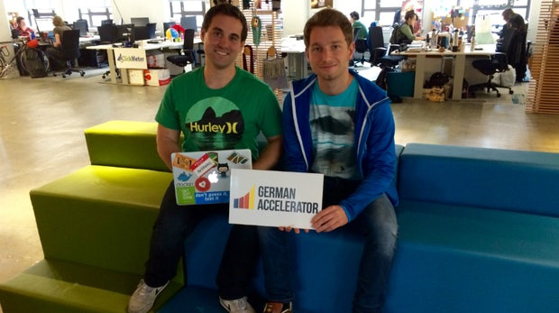 """Als deutsches Startup ins Silicon Valley: """"Wie eine Marsmission"""""""