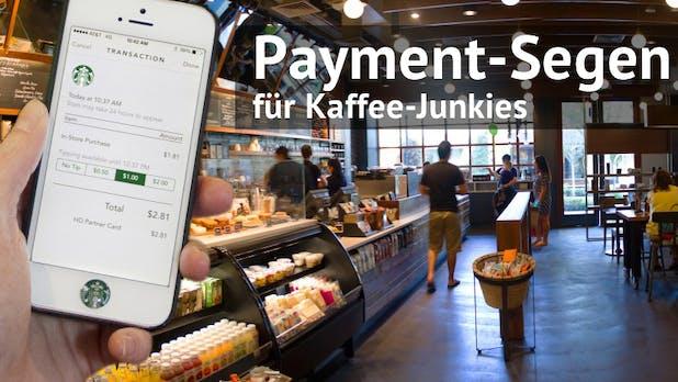 Starbucks schafft die Warteschlange ab: Das steckt hinter der großen App-Offensive