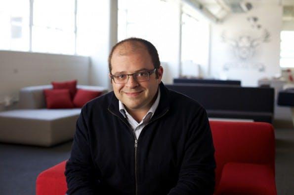 Will mit Twilio die Telekommunikation in die Software-basierte Zukunft führen: Jeff Lawson. (Foto: Twilio)