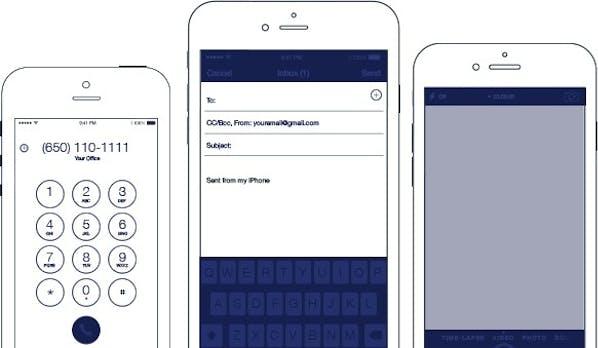 Kostenloses UI-Kit für iOS 8: Über 90 Design-Elemente für Photoshop und Sketch
