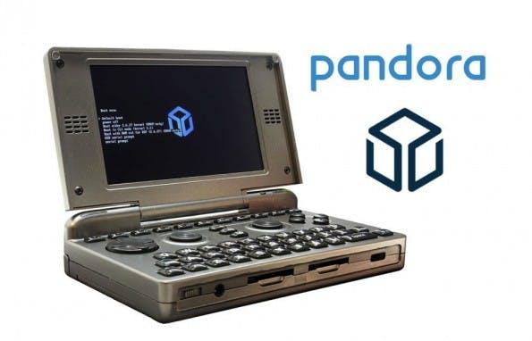 Für alle, die sich schon immer ihren eigenen Linux-Handheld gewünscht haben. (Bild: Getdigital)
